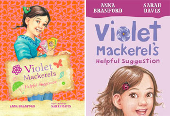 Violet Mackerel book 6 - Helpful Suggestion