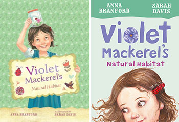 Violet Mackerel book 3 - Natural Habitat