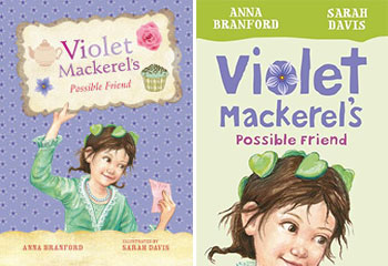 Violet Mackerel book 5 - Possible Friend
